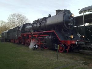 Dampflok 50 3610