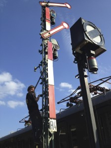 Wartung Signal R4