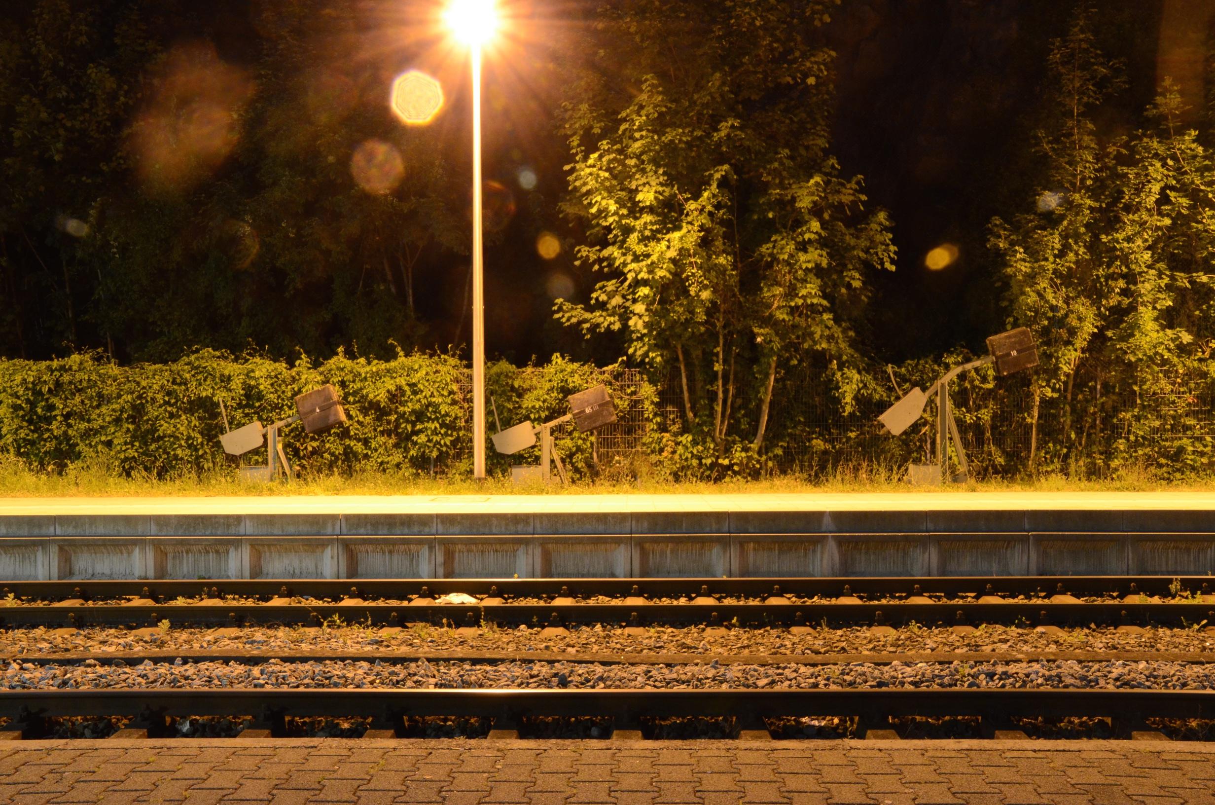 Zwei Weichen- und ein Signalspannwerk in Waldkirch