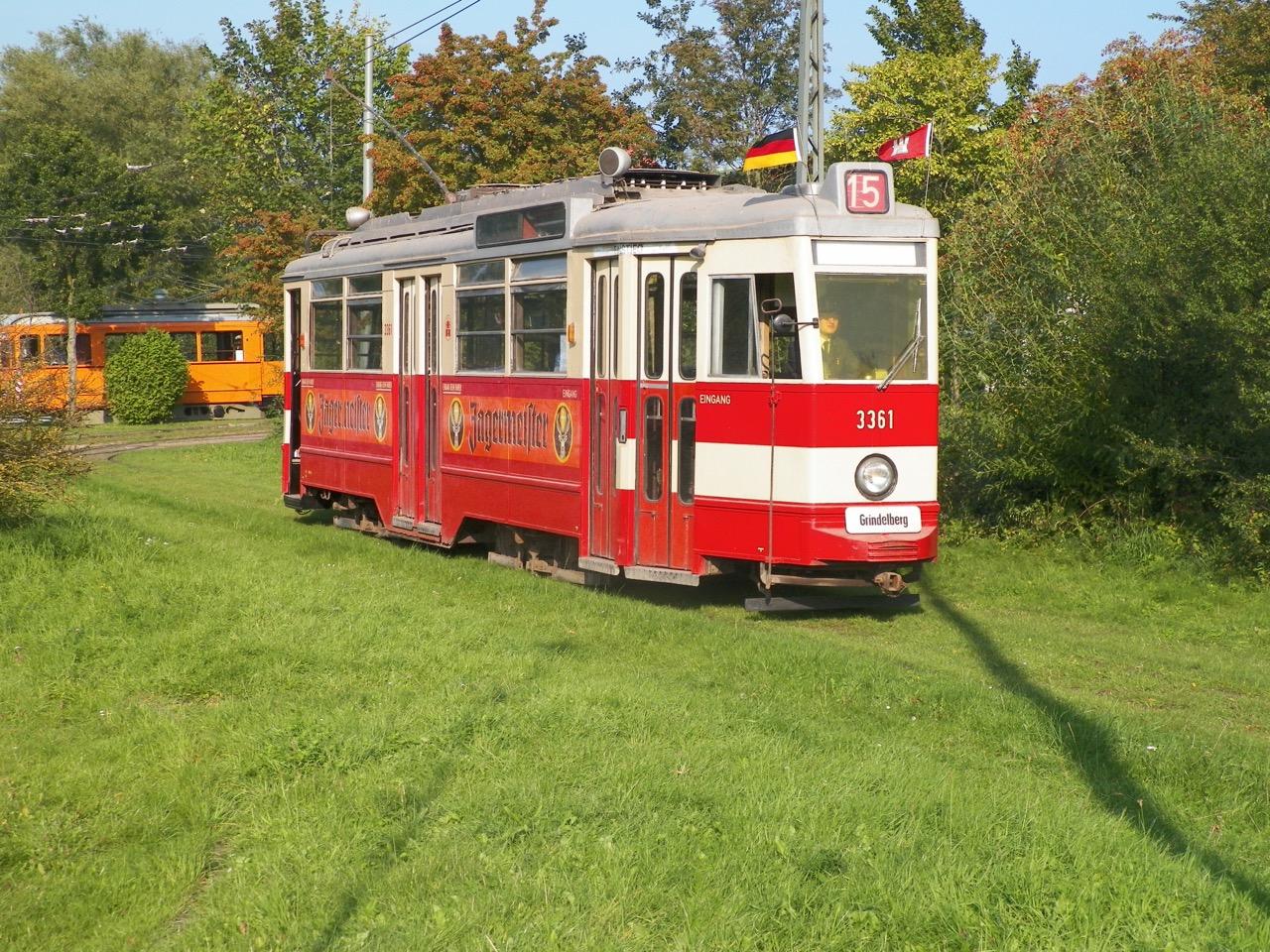 Der letzte fahrfähige V7-Wagen 3361