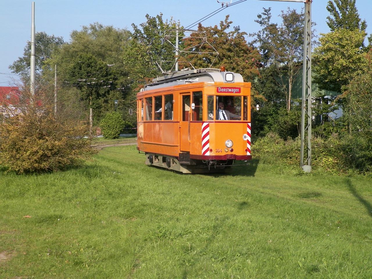 Kieler Arbeitswagen 354