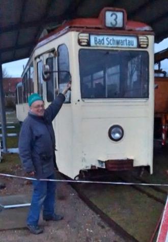 Der Kieler Verbandstriebwagen II Nr. 195