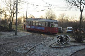Wagen V3 2970 zur Nikolausfahrt